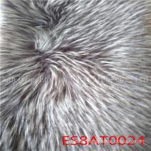 Long Pile Faux Raccoon Fur Es8at0024