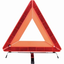 road traffic car reflective LED warning triangle