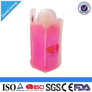 Top Factory wiederverwendbare Gel Hot Pad Flasche Warmeraby Flaschenwärmer Portable Warming Tool