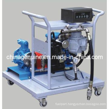 Zcheng Mechanial Mobile LPG Dispenser