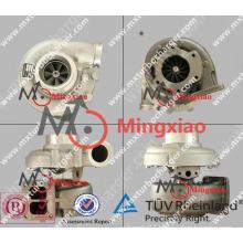 Turbocharger D2866LF31 K31 53319706710 51.09100-7463 51.09100-7484