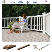 hohle Wpc Garten deck
