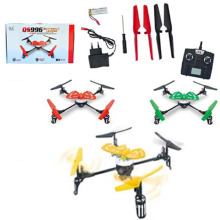 En71 Approval 2.4G 4 Channel Quadcopter with Camera and Charger (10201434)