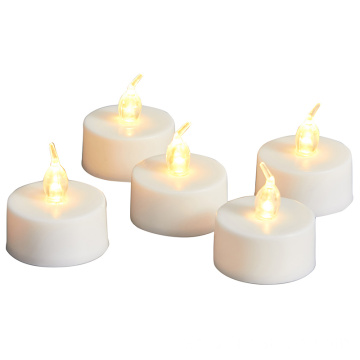 Flameless Batteri-Power LED Tealight Candles