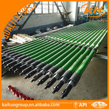 API 11AX Producción de petróleo Cr-plating Bomba de tubería anti-corrosión