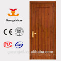 CE Simple Archaize style interior Groove Wooden door