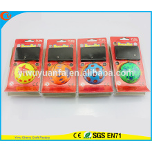 High Quality Various Designs Colorful Kid's Toy Wrist Rubber Bounce Ball