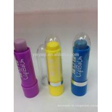 Yiwu Großhandel feuchtigkeitsspendende billige Lippenbalsam