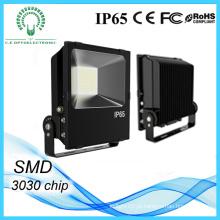 Iluminação de inundação do diodo emissor de luz do projector de 30W / 50W / 70W / 100W / 150W / 200W com a microplaqueta do diodo emissor de luz de Philips SMD e o motorista de Lifud