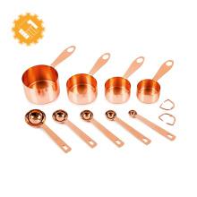 Cuillère à mesurer / cuillère en acier inoxydable, cuillère à café / cuillère à café, tasse à mesurer