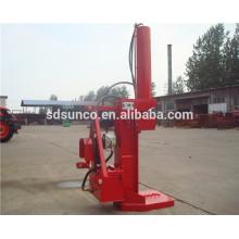 Tracteur tractable à essence horizontal et vertical