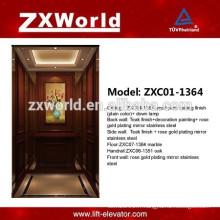 ZXC01-1364 Conception de bois Ascenseur élévateur de passagers