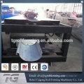 Lieferant auf Alibaba Aluminium Dachrinne Maschine Dachrinne Formmaschine