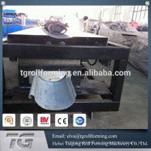 Canaleta de alta eficiencia que forma el rodillo de la cuneta de la máquina que forma la máquina