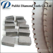 Diamond Segment for Granite in Saw Blade India Market Segmentation