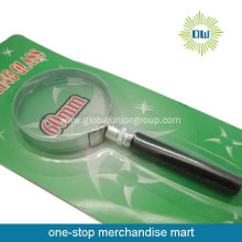 60mm promotional plastic magnifying glass