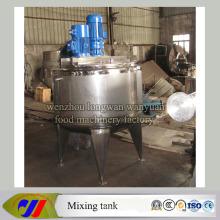 Tanque de mezcla de dispersión de alta velocidad de motor de doble frecuencia