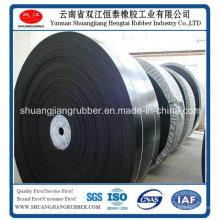 Polyester-Gurt Endles Gummi-Förderband Yunnan-Hersteller