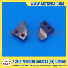 Siliziumnitrid-Keramikteile / Si3n4-Strukturprodukte CNC-Bearbeitung