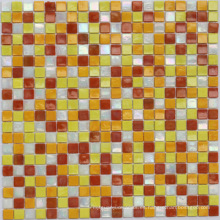 Azulejo de pared de mosaico de vidrio (HC-33)
