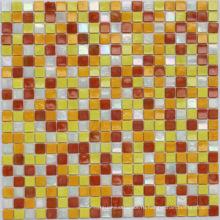 Стеклянная мозаичная настенная плитка (HC-33)