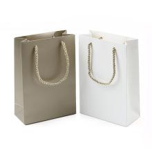 Sacos de papel de embalagem com logotipo personalizado Sacos de papel
