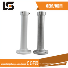 Aluminium-Druckgussgehäuse CCTV-Kamerarohr-Montagehalterung
