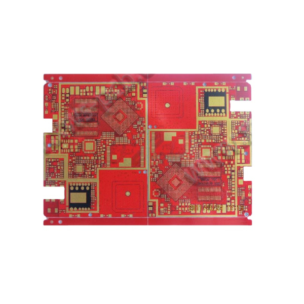 Multilayer Pcb Hdi Circuit Board Differential Impedance Immersion Gold Pcb Pcba Manufacturer Jpg