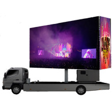 Outdoor Fixed High Brightness Mobile Trailer LED Screen