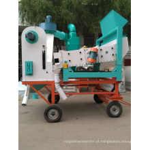 Equipamento móvel de limpeza por vibração