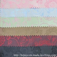 Polyester Viscose Jacquard Lining Fabric for Garment Lining (JVP6352A)