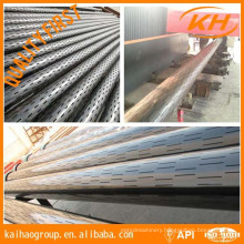 API 5CT Casing Slotted Screen Pipe