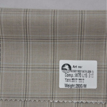 2014 new style men's jacketing wool fabric
