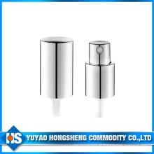 Bomba de creme dispensador de 18mm para frasco de perfume de alumínio