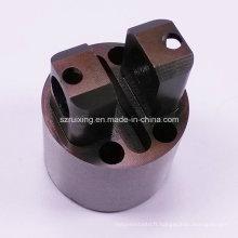 Usinage CNC pour accessoires d'équipement (pièce en acier)
