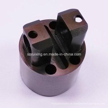 CNC-Bearbeitung für Gerätezubehör (Stahlteil)