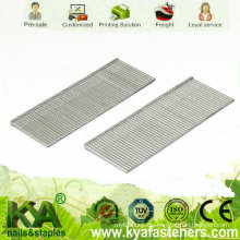 Galvanized T Finishing Nails for Construction