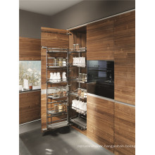Particle Melamine Board Kitchen Cabinet Simple Designs (ZHUV)