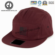 2016 Hot Fashion Cap Fertigung Camper Hut mit Leder Logo