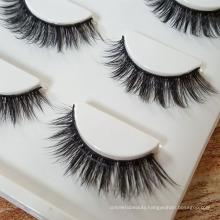 Fashion Colorful Makeup Synthetic Hair False Eyelashes