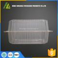 прозрачный пластиковый контейнер для печенья