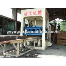Maquinaria de ladrillo semiautomática para producción de ladrillos huecos / sólidos