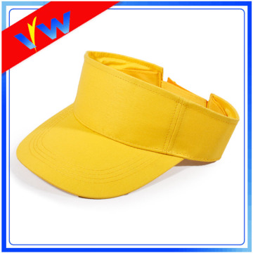 Wholesale Custom Blank Cotton Visor Cap