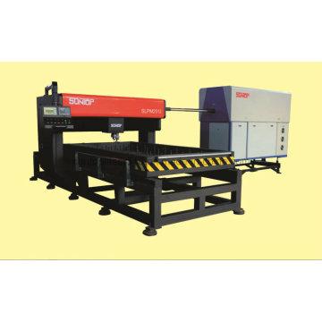 Máquina de corte del laser del CO2 de la placa del dado / máquina de corte del laser de la placa de la matriz