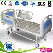 2-motor electric hospital bed
