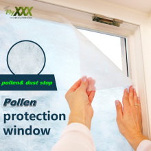 Pollen protection window net