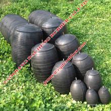 Bouchons gonflables en caoutchouc (fabriqués en Chine)