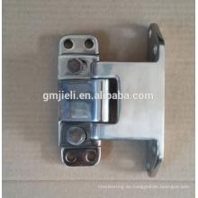 Bisagra de metal de alta calidad con proceso de pulido de espejo por mecanizado