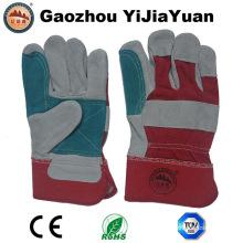 Luvas de trabalho de protecção com palma de reforço