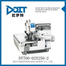 DT700-02X250- 2 Machine à coudre électronique automatique surjeteuse